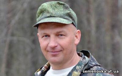 Сергій Савосько, semenovka.at.ua